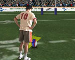 Rugby Penaly Kick