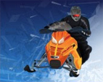 Snowmobile Rush