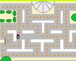 Pacman Basketball