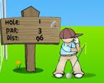 Golf Man