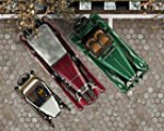 Classic Car Parking